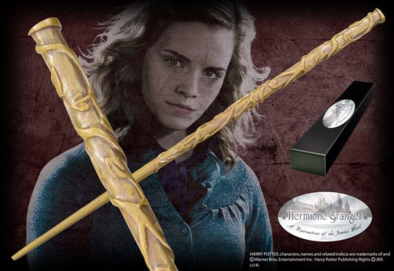 hermione granger wand at noblecollectioncom