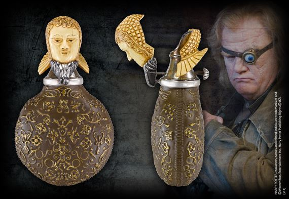 Mad Eye Moody Flask At Noblecollection Com
