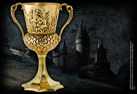 The Hufflepuff Cup