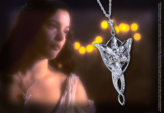 The evenstar pendant of arwen at noblecollection the evenstar pendant of arwen aloadofball Images