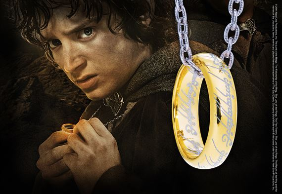 The One Ring Sterling Silver