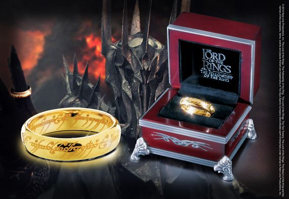 The e Ring Gold 10K at noblecollection