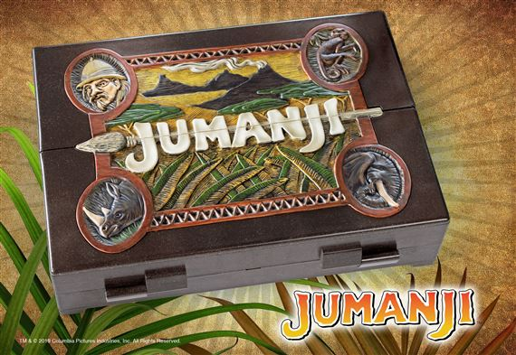 Jumanji Board Game Collector Replica