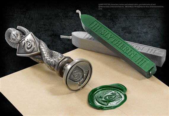 Slytherin Wax Seal