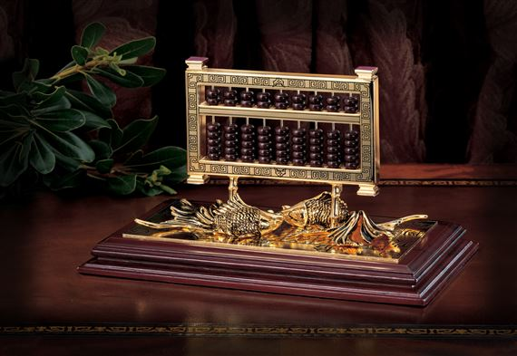 The Royal Koi Abacus