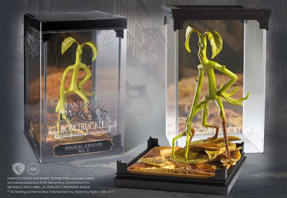 Magical Creatures No. 2 - Bowtruckle