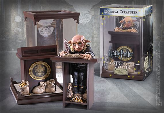 Magical Creatures No. 10 - Gringotts Goblin