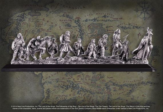 The Fellowship Pewter Sculpt