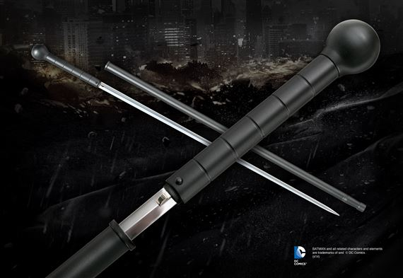 Batman Begins Cane Sword