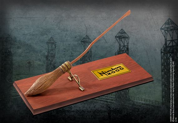 Nimbus 2000 Scale Model Miniature