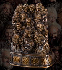 Dwarves Bookend