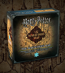 The MARAUDER'S MAP™ Puzzle
