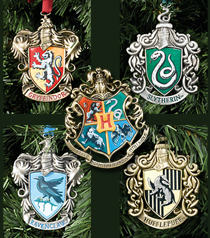 Hogwarts Ornaments
