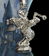 Lumos HP Charm # 20 - Wizard Chess Piece