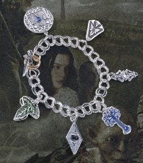The Middle-Earth™ Charm Bracelet