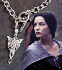 The Arwen Evenstar Charm Bracelet