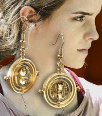 TIME TURNER EARRINGS
