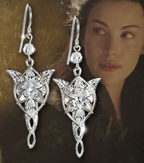 The Arwen Evenstar Earrings