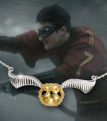 The Quidditch Necklace