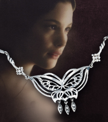 Butterfly Necklace of Arwen