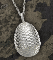 Dragon Egg Pendant