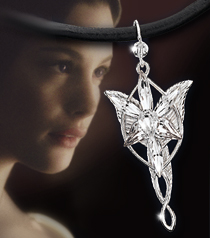 The Mini Arwen Evenstar Pendant