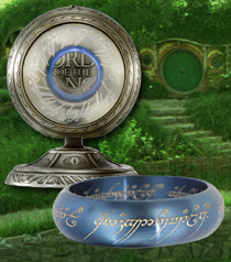One Ring, Blue