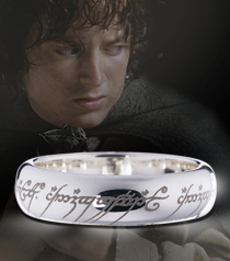 58c4e74d482 The Lord of the Rings Jewelry | The Noble Collection