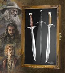 hobbit letter opener set