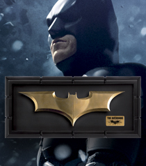Batarang, Dark Knight Rises