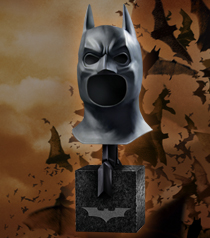 Miniature Batman Begins Cowl