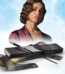 Leta Lestrange™  Wand and Collector Box