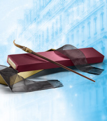 Nicolas Flamel™ Wand and Collector Box