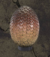 DROGON EGG (RED)
