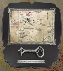 Thorin's Key and Map