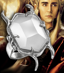 Thranduil Crystal Ring