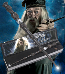 Dumbledore Illuminating Wand