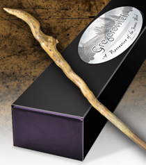 Harry potter wands the noble collection for Gregorovitch wands