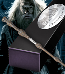 Dumbledore at the noble collection for Dumbledore original wand