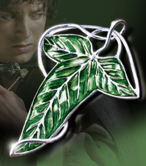 The Elven Brooch