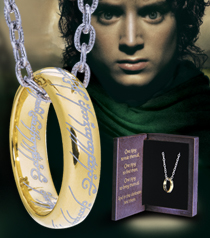 3eaa30f71ea The Lord of the Rings Necklaces & Pendants | The Noble Collection
