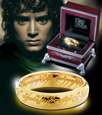 The One Ring Gold 10K
