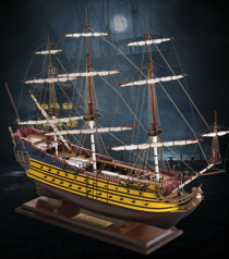 The Unicorn Model Ship