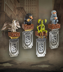 FANTASTIC BEASTS™ BOOKMARK SET