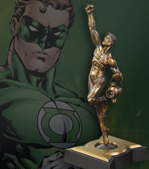 Green Lantern Sculpt