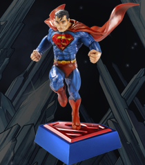 Superman Sculpt (Comic Book Edition)