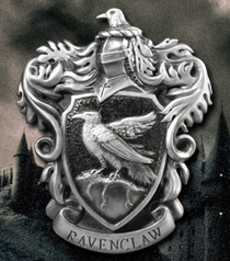 Ravenclaw Crest Wall Art